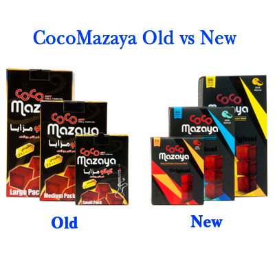CocoMazaya Old vs New